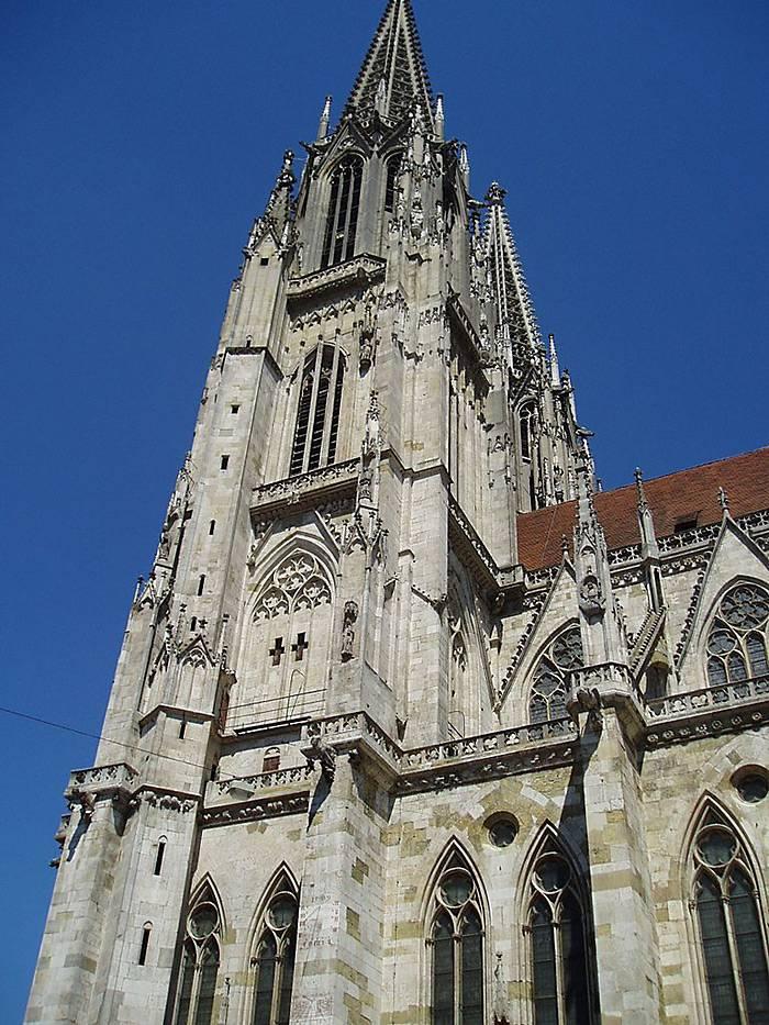 Достопримечательности города регенсбург (германия) - городские достопримечательности