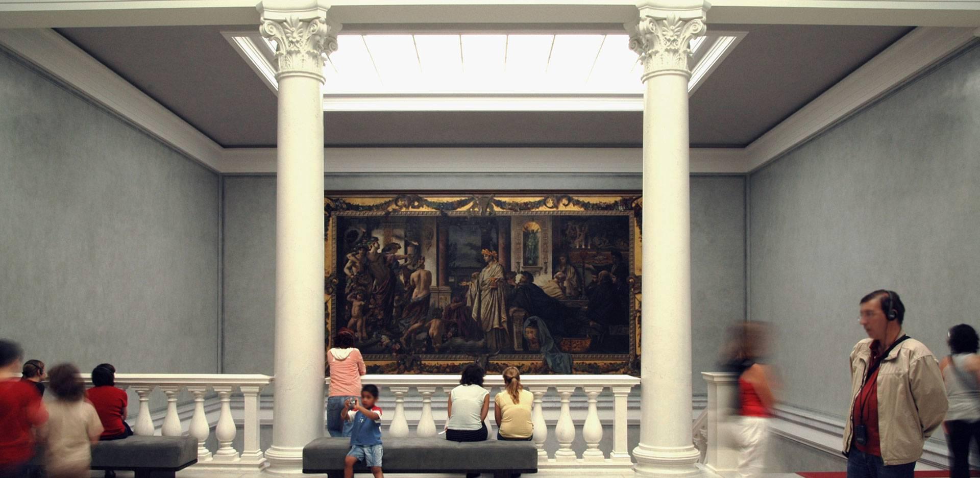 Музей боде в берлине, германия - галерея