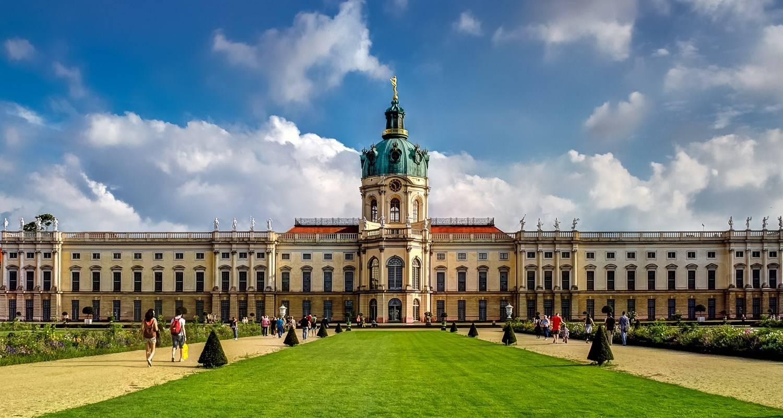 Замок шарлоттенбург берлин: описание с фото, советы туристов