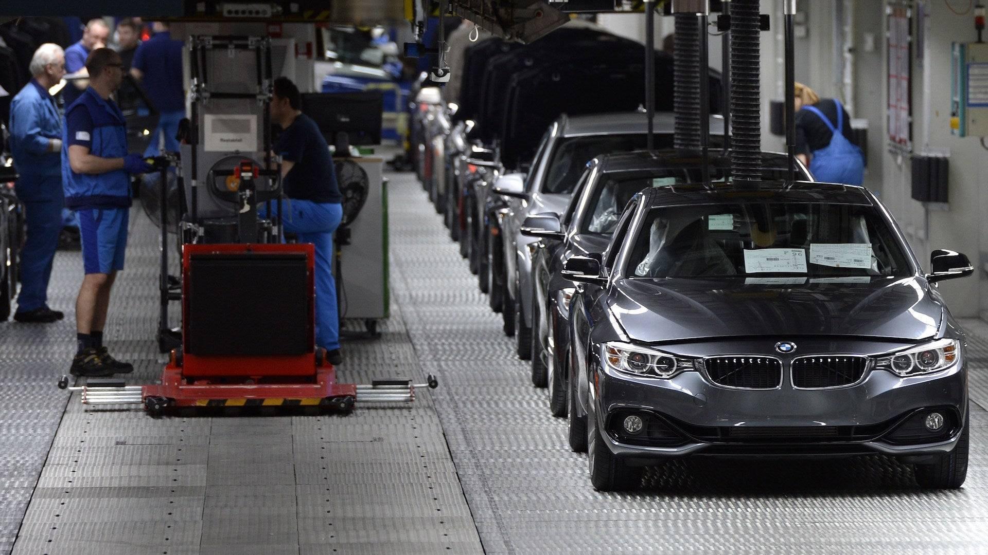 """Автомобильный ряд """"бмв"""": страна-производитель"""
