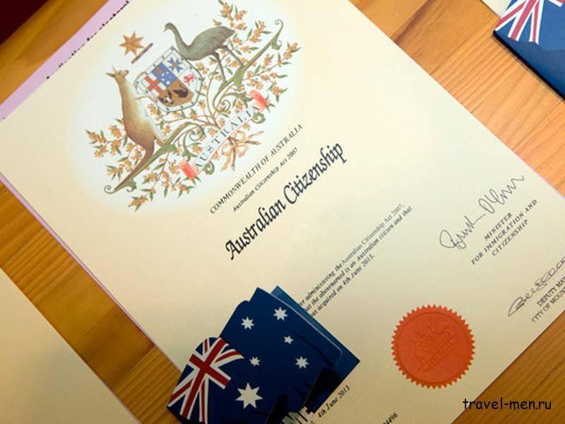 Надежда здельник поможет иммигрировать в австралию — иммигрант сегодня