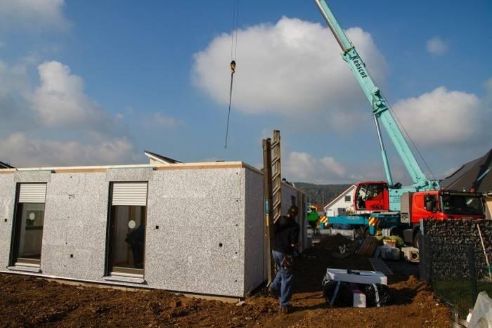 Постройка своего дома в германии — история иммигрантов