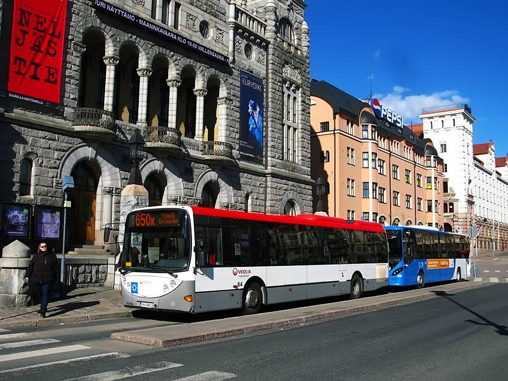 Как съездить в финляндию на машине