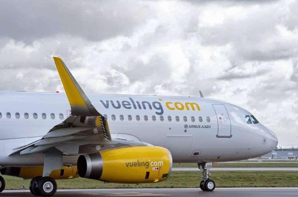 Vueling airlines: официальный сайт на русском, отзывы