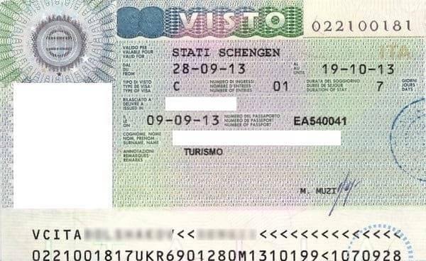 Виза в италию легко и просто: инструкция по оформлению шенгена для россиян в 2021 году