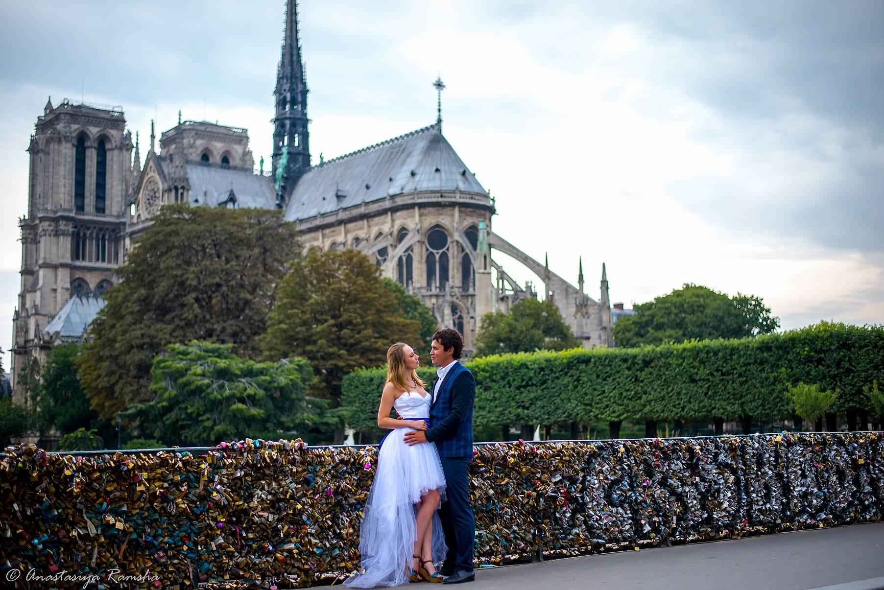 Французская свадьба: изысканное и шикарное торжество