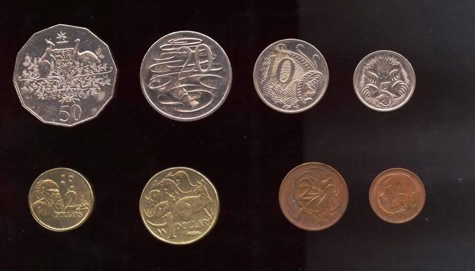 Австралийский доллар ($) — официальная валюта австралии на туристер.ру