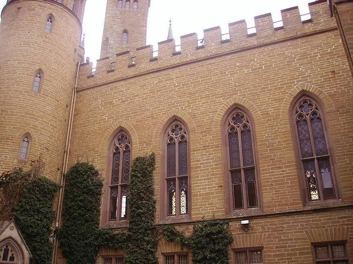 Гогенцоллерн – замок в облаках