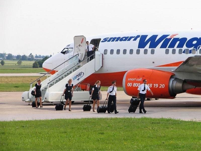 Порядок регистрации на рейс smart wings (смарт вингз) онлайн и в аэропорту