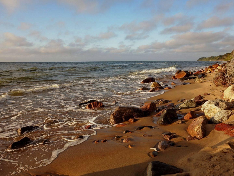 Море в германии: северное, балтийское, протяженность пляжей, местоположение, средняя температура воды и глубина