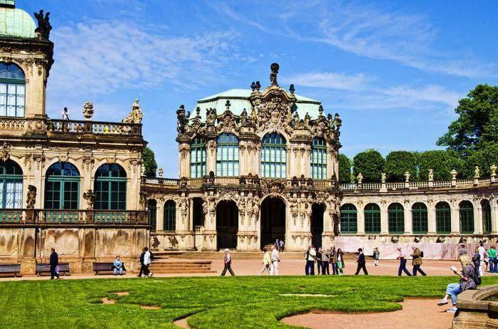 Дрезденская картинная галерея старых мастеров (gemäldegalerie alte meister)