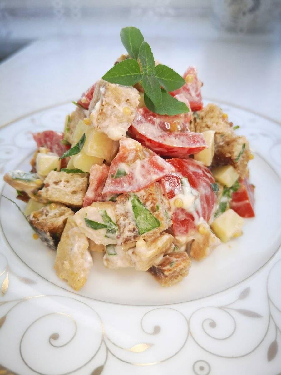 Салат Баварский – уникальная многогранность вкусов
