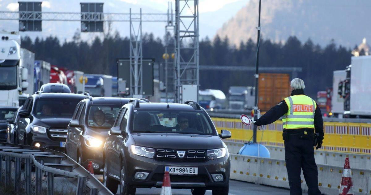 Финляндия открыла границу для маятниковых мигрантов