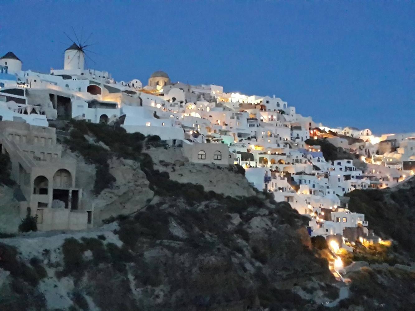 Греция: погода на санторини по месяцам - в сентябре, октябре, ноябре (сезон 2021)