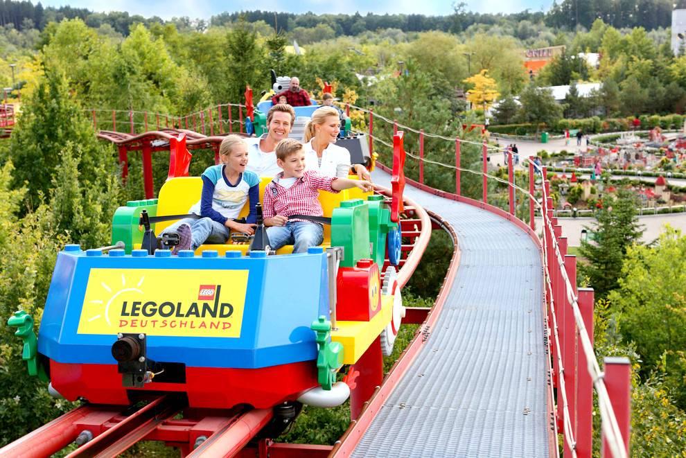 Леголенд - туры в леголенд, один из лучших парков развлечений для всей семьи в германии с компанией мосинтур