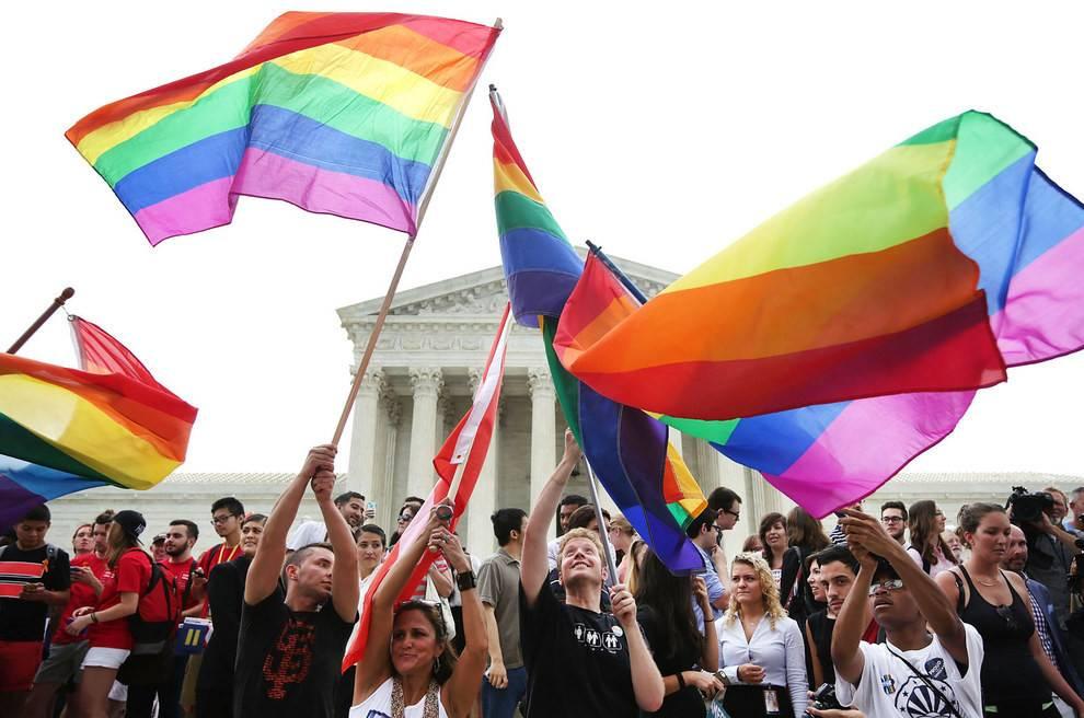 Разрешены ли однополые браки в Америке?