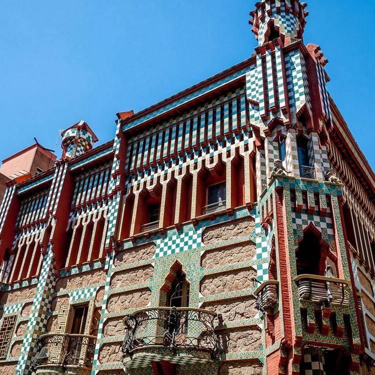 Антонио гауди: самые красивые дома