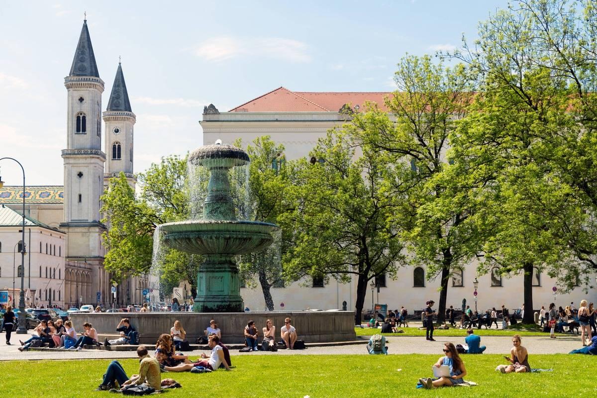 Университет мюнхена им. людвига-максимилиана