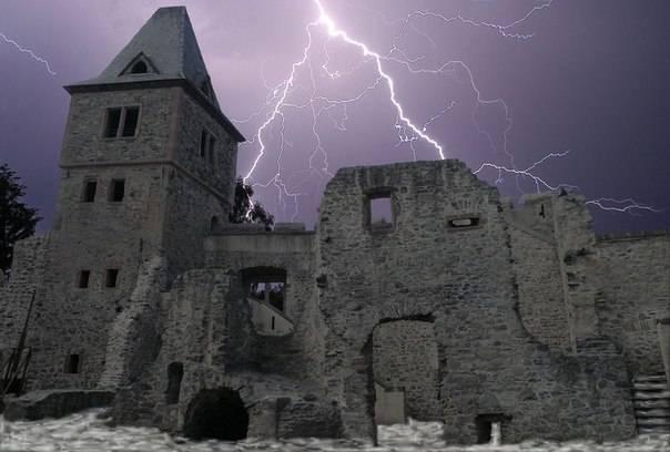 Мистические места в германии | potu-storony.ru