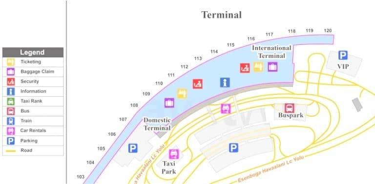 Аэропорт сабиха гекчен в стамбуле: схема аэропорта, как добраться в центр города - 2021 - страница 5