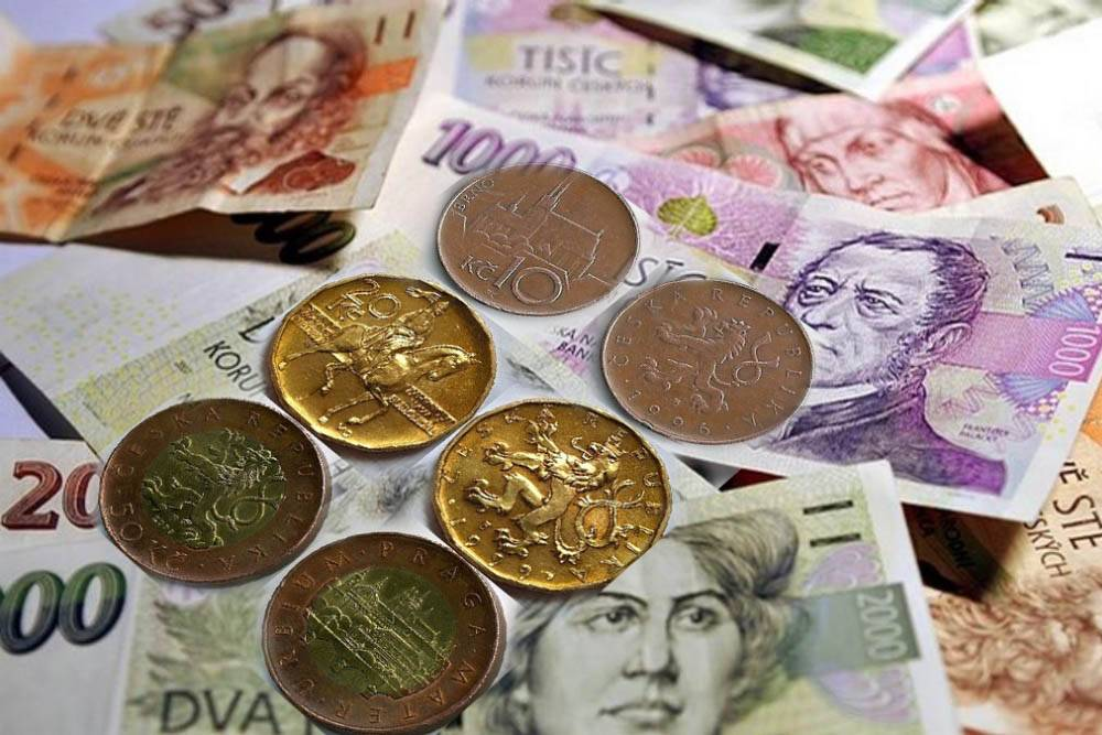 Какую валюту лучше брать с собой в прагу?