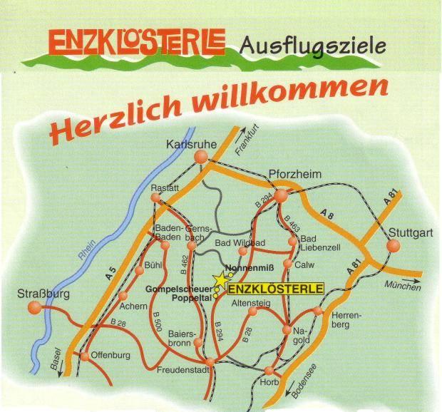 Расписание рейсовых автобусов из тюбингена в баден-баден