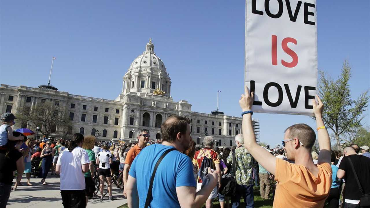 В каких странах разрешены однополые браки?