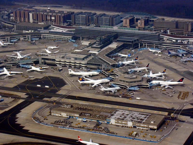 Франкфурт-на-майне (аэропорт) википедия