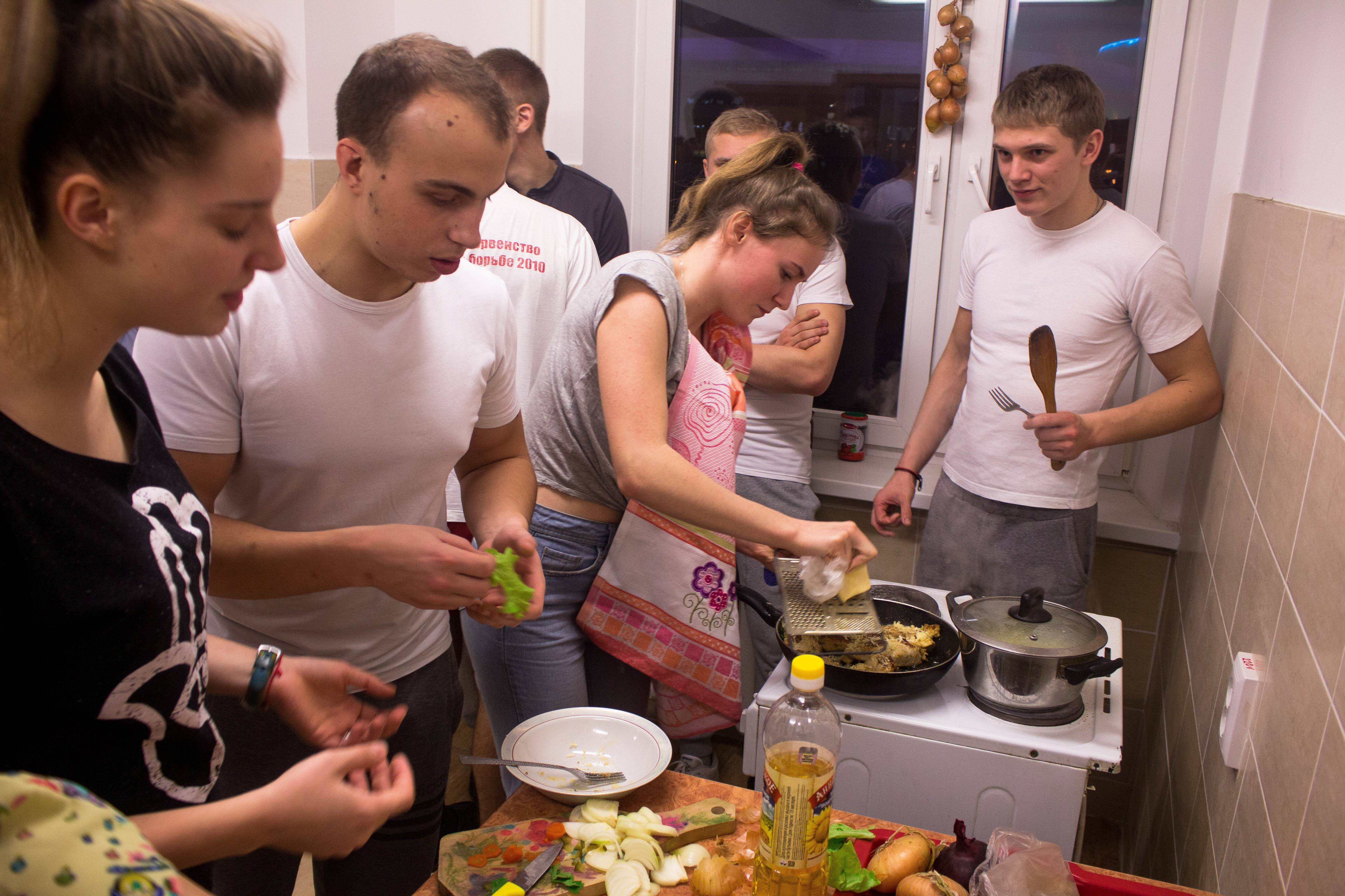 Жизнь студентов в германии: общежития