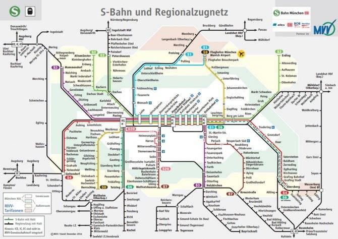 Расписание рейсовых автобусов из мюнхена в кёльн