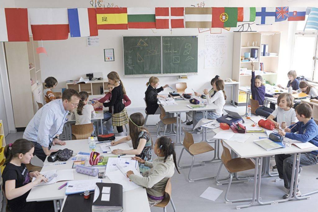 Среднее образование в германии: государственные и частные школы, русские школы