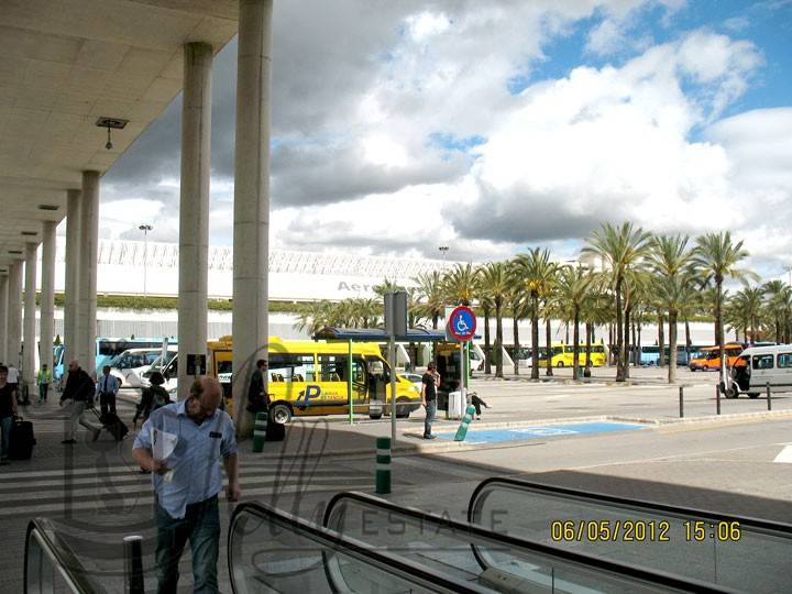 Аэропорта на майорке в испании