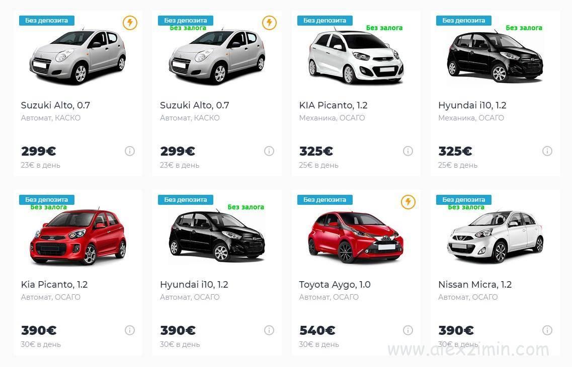 Аренда авто в италии дешево — 2021. советы и отзывы