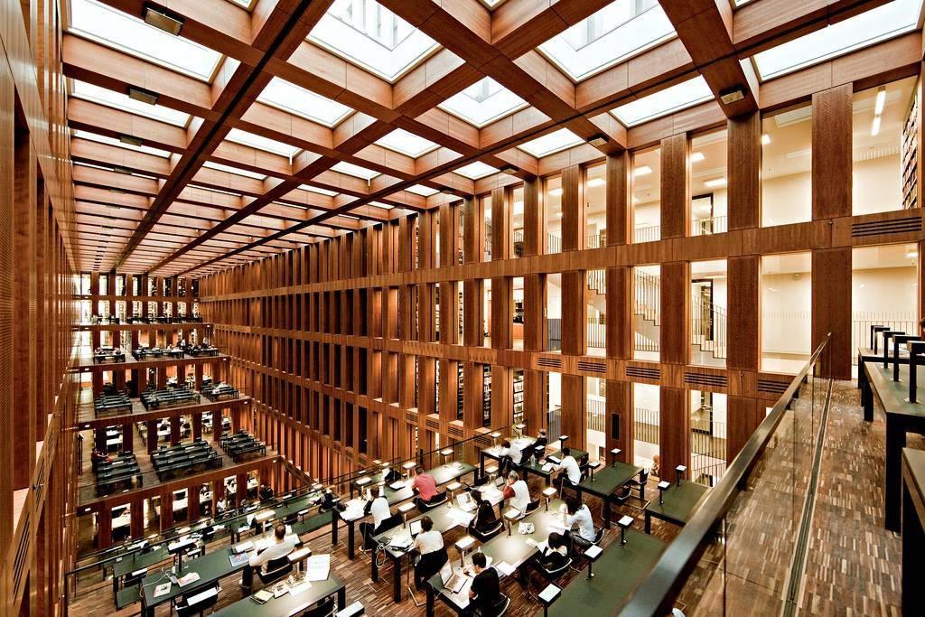Университеты берлина