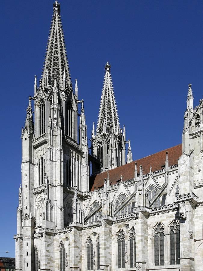 Готические соборы средневековья: 6 шедевров европы, которые нужно знать