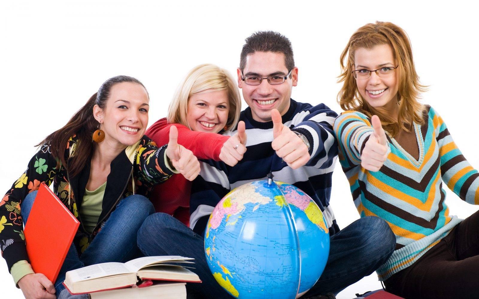 Учеба по обмену | обучение по обмену за границей с ef