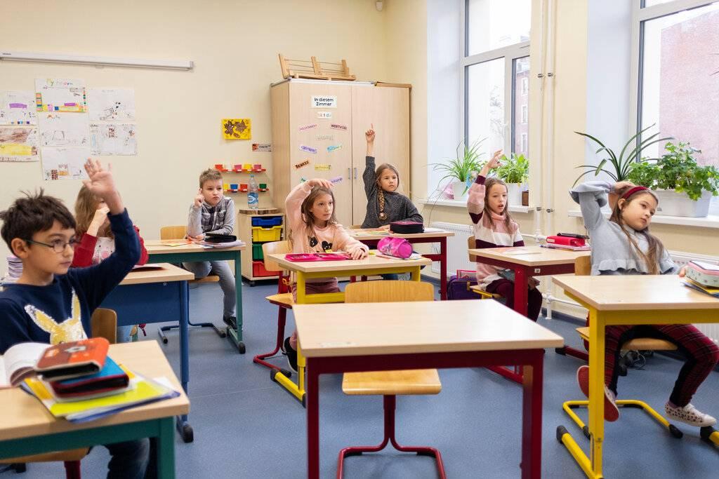 Как учатся в германии в школе