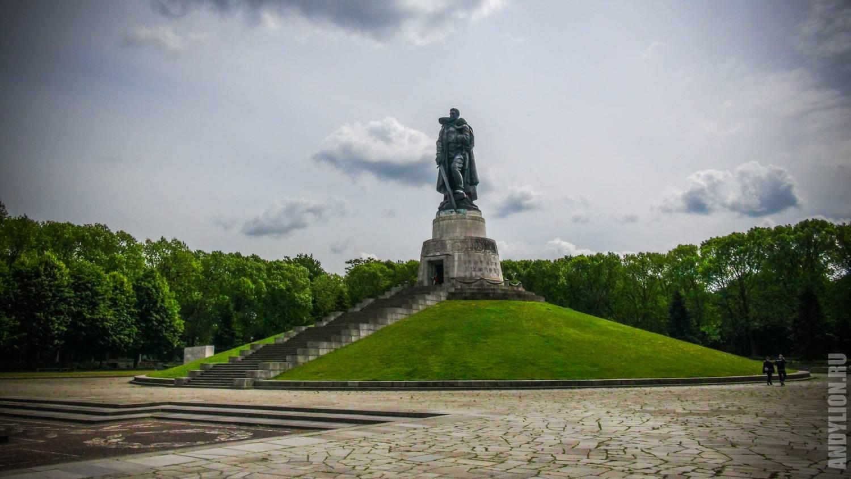 Трептов-парк в берлине: история, фото, описание, как добраться, карта