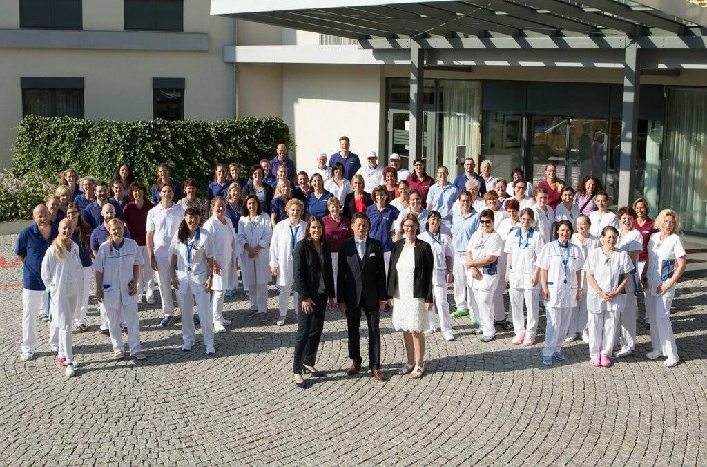 Антистресс в medical center baden-baden & дизайн-отеле «roomers» 5*