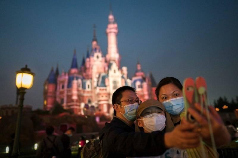 Шанхайский диснейленд: тематические зоны, как добраться