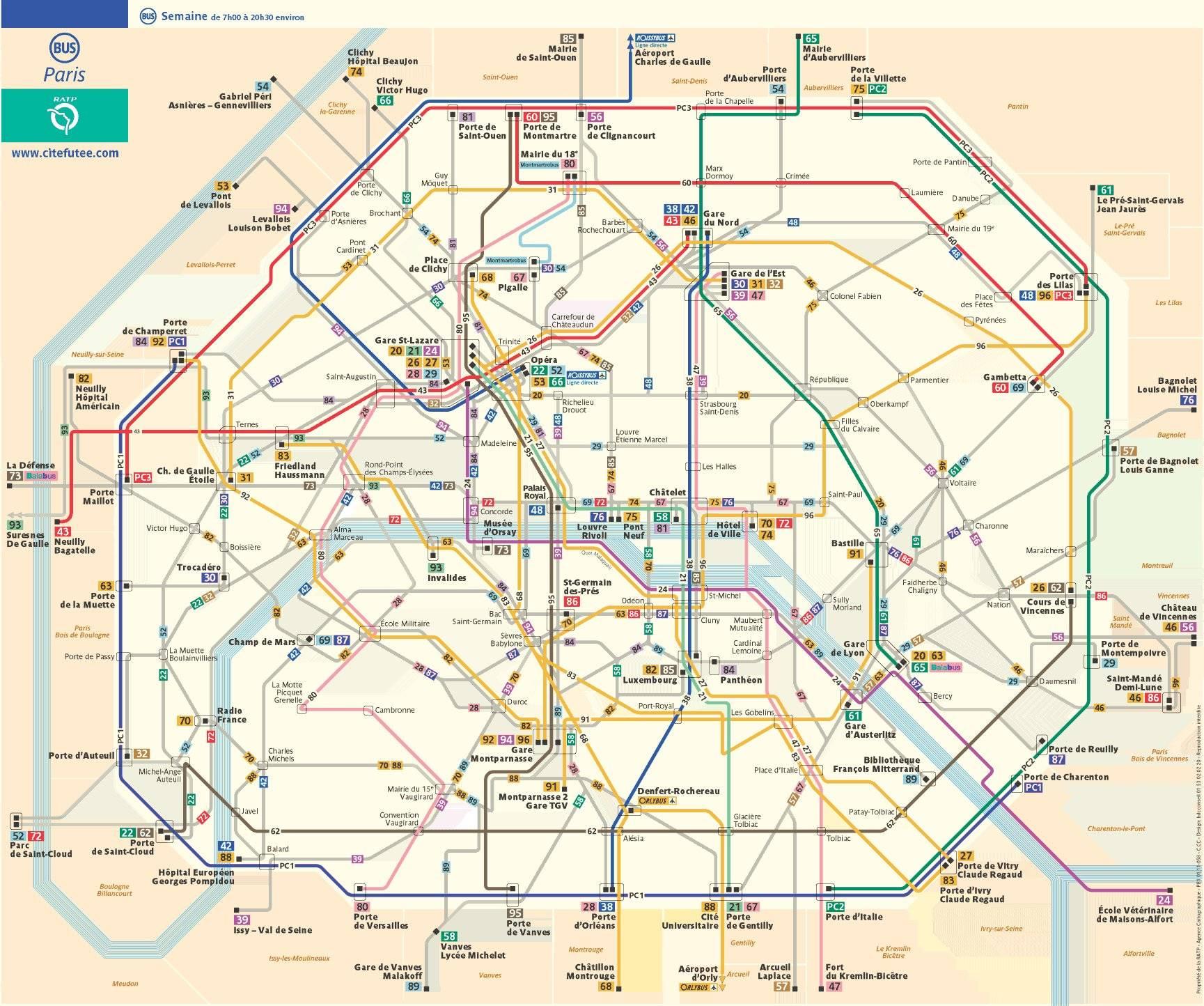 4 способа добраться из аэропорта бове (beauvais) в париж | paris-life.info
