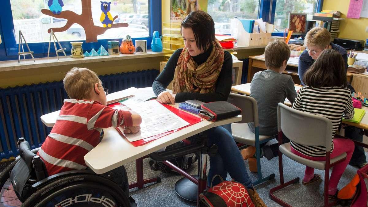 Особенности инклюзивного образования в немецких учебных заведениях