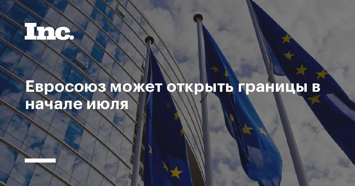Ес-контроль: страны союза выборочно закрывают границы | статьи | известия