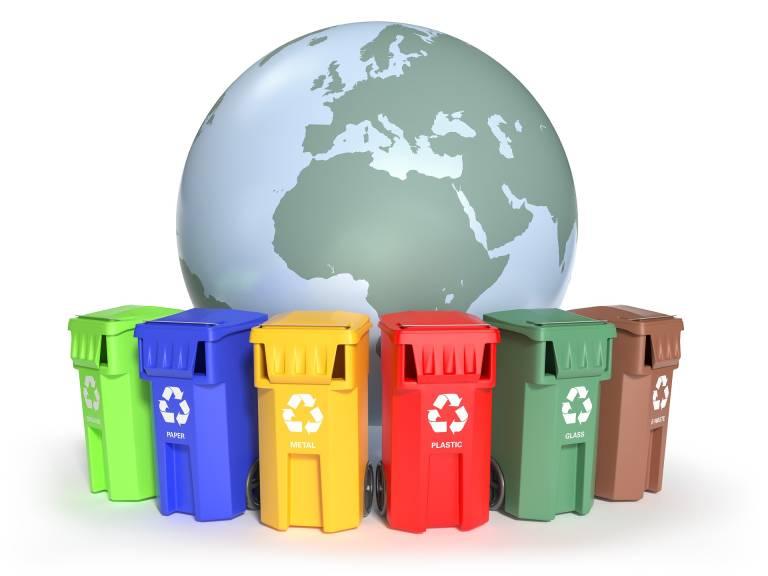 Такая вот германия   сортировка мусора в германии