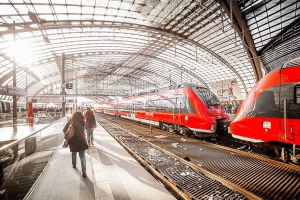 Берлин — мюнхен: как добраться на поезде и автобусе 2021