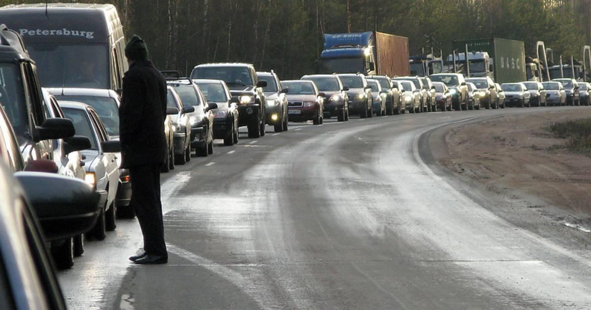 Переход границы с эстонией: пропускные таможенные пункты в россии для тех, кто путешествует пешком, на машине, автобусе, поезде