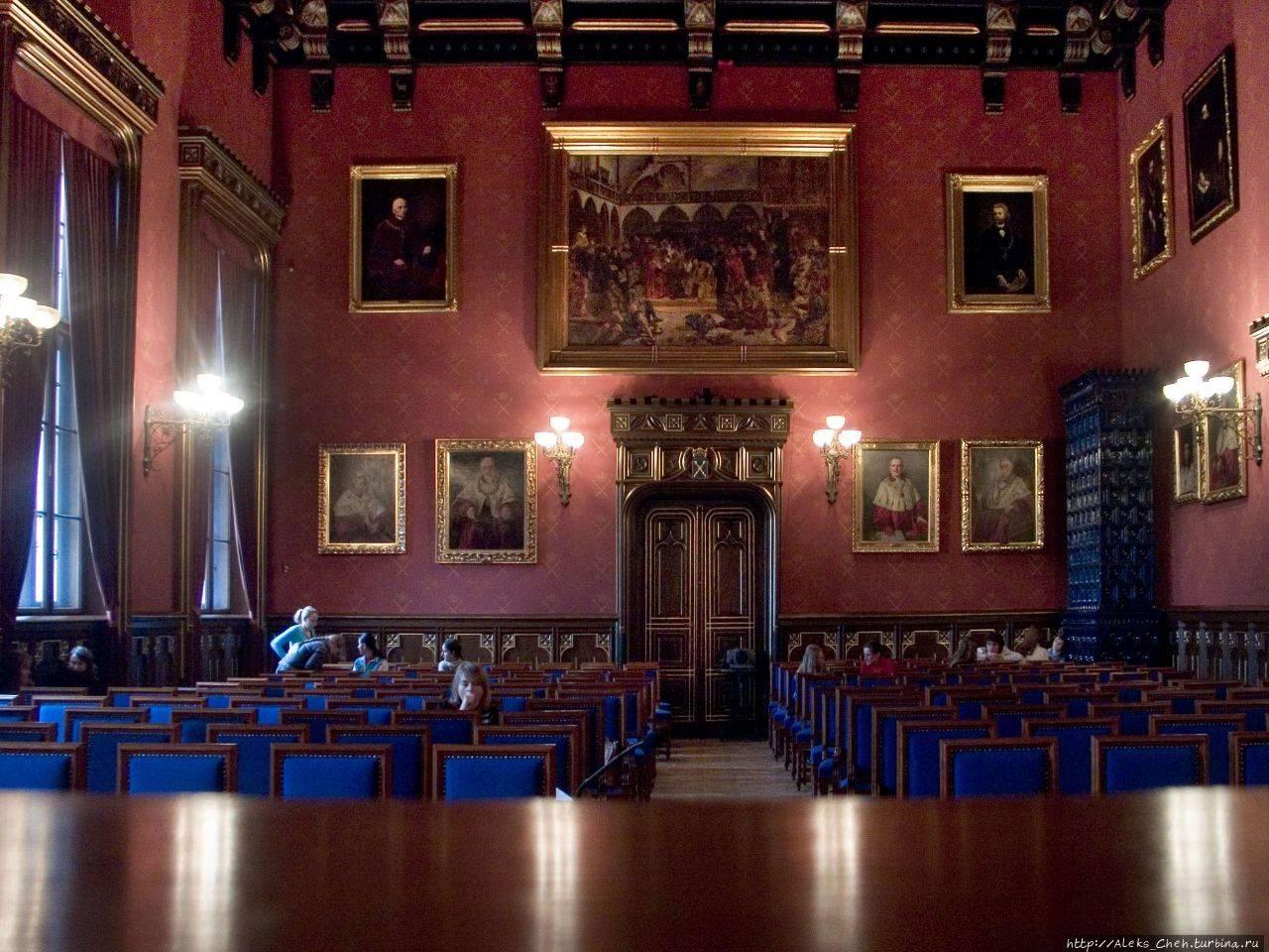Ягеллонский университет – древнейший вуз европы