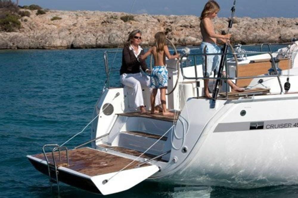 Как взять яхту в аренду в барселоне?