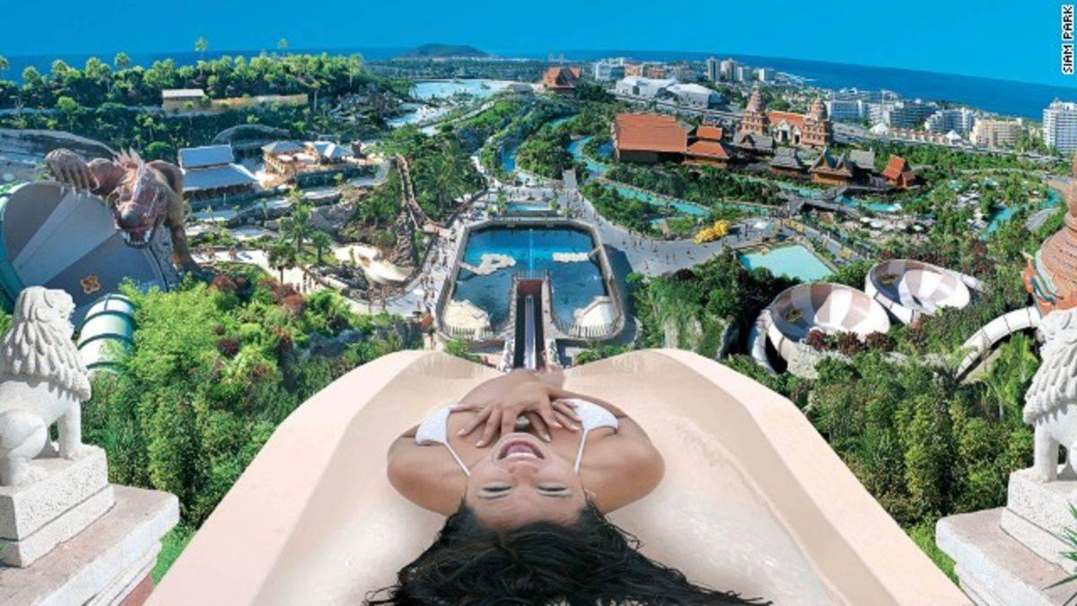 Аквапарк «сиам парк», тенерифе. цены 2021, режим работы, фото, видео, как добраться, отели рядом, отзывы – туристер.ру