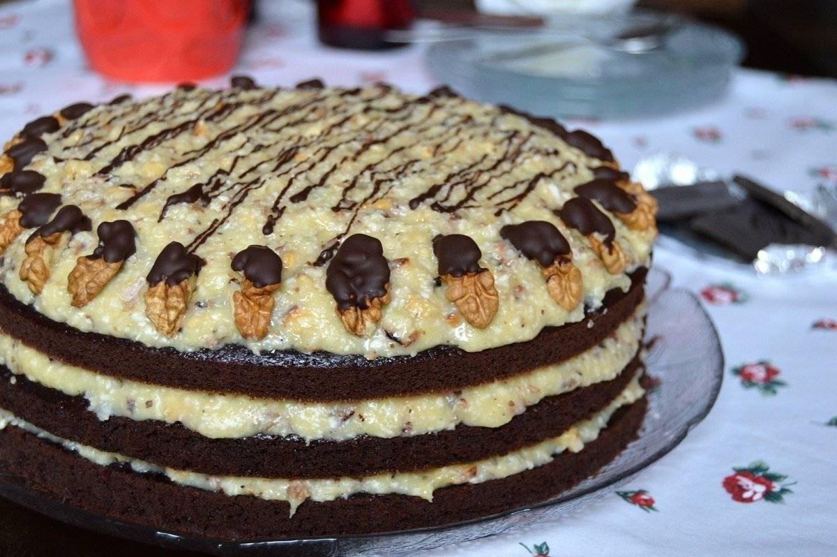 Топ 10 самых лучших и вкусных рецептов тортов в мире, приготовленных в домашних условиях